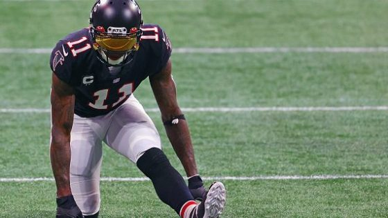 49ers, Colts, Chargers among the betting favorites for the next Julio Jones destination